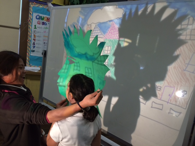 Shadow mask making