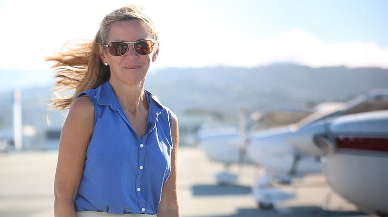 Sandra Clifford - Pilot