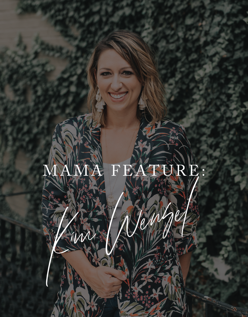 how to balance motherhood and a business