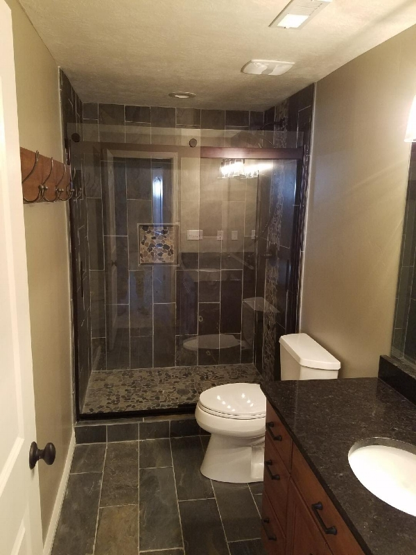 Budget Friendly Bathroom Remodel Ideas Blue Lake Enterprises Inc - Budget friendly bathroom remodels