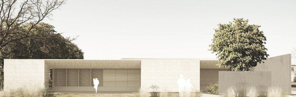 Entwurf von Alina Kohl, Johannes Ackermann und Lukas Weber
