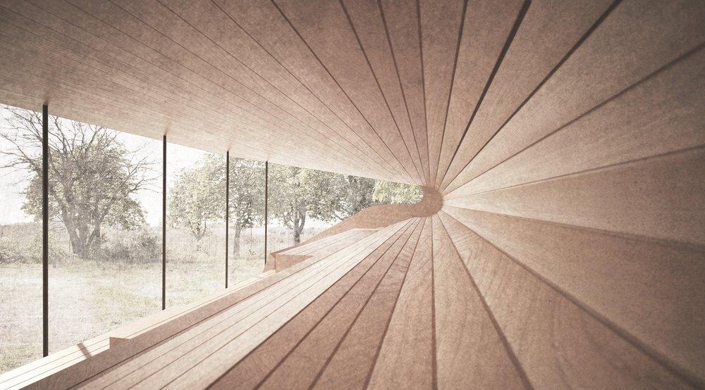 Entwurf von Sonja Hiegle, Nicolas Treitz und Liu Bei