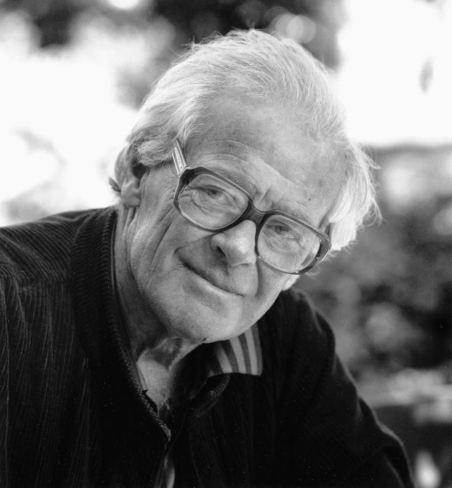 Ralph Erskine britisch-schwedischer Architekt (*1914 in Mill Hill / London, Großbritannien – †2005 auf Lovön / Ekerö, Schweden)