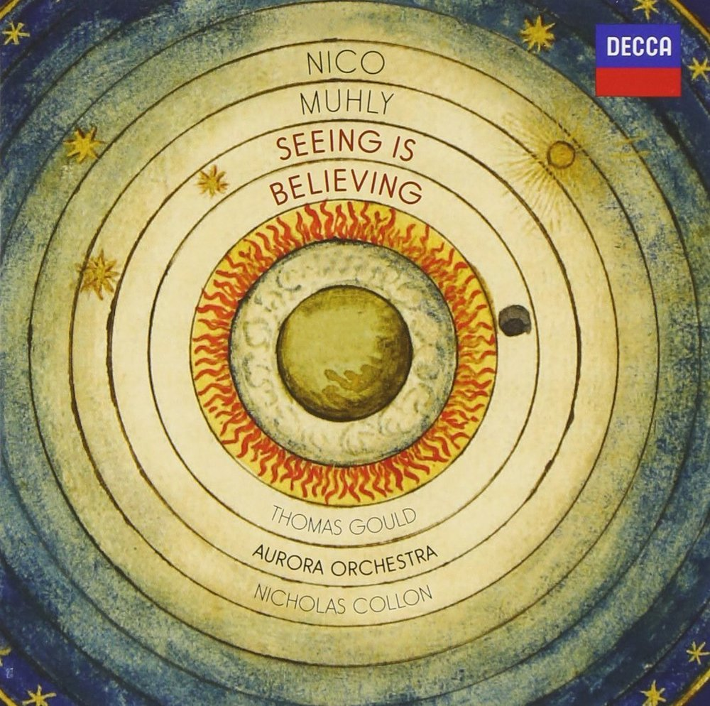 Seeing Is Believing | Nico Muhly    Jamie Campbell - Principal 2nd Violin   Aurora Orchestra conducted by Nicholas Collon