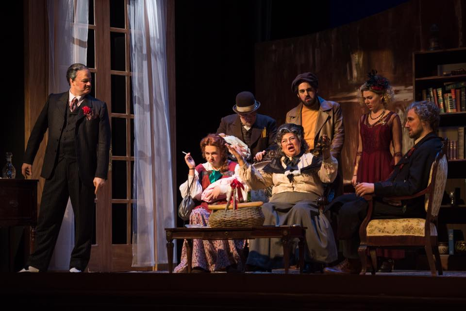 Gianni Schicchi and Buoso's Ghost  by Joe Del Tufo, Moonloop Photography