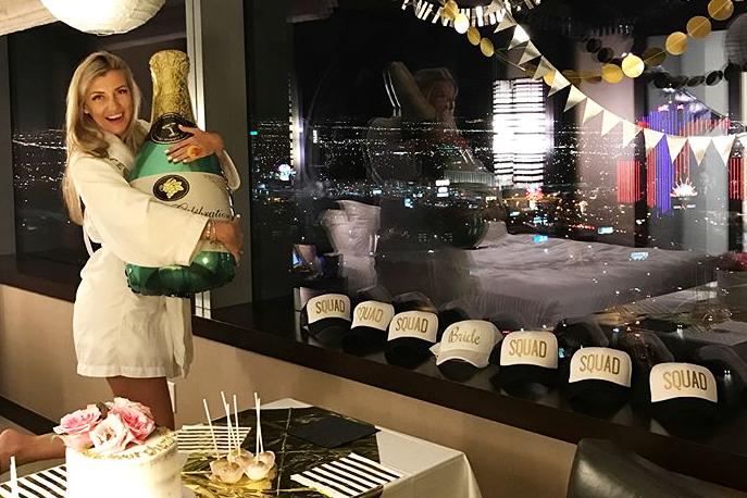 Bachelorette Party Hotel