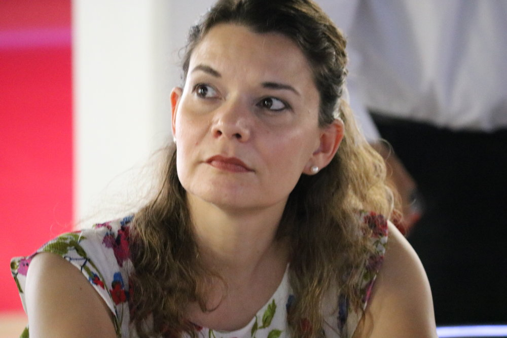 Carolina Munguía, Emprendedora