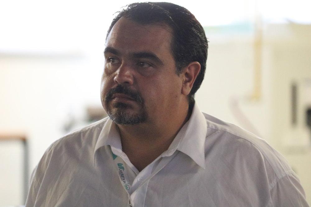 Juan Carlos Grijalva, Académico UTG