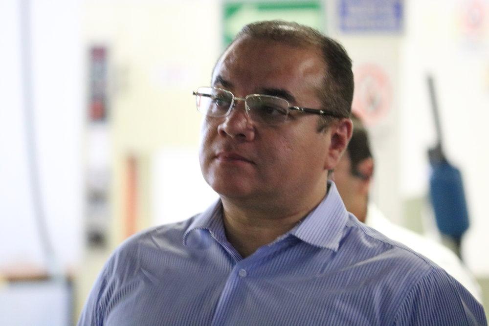 Antonio Rodríguez, Coecyt