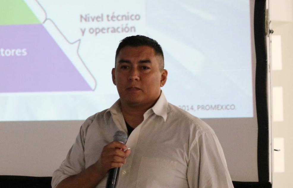 Alfredo Cervantes, Investigador ITSON