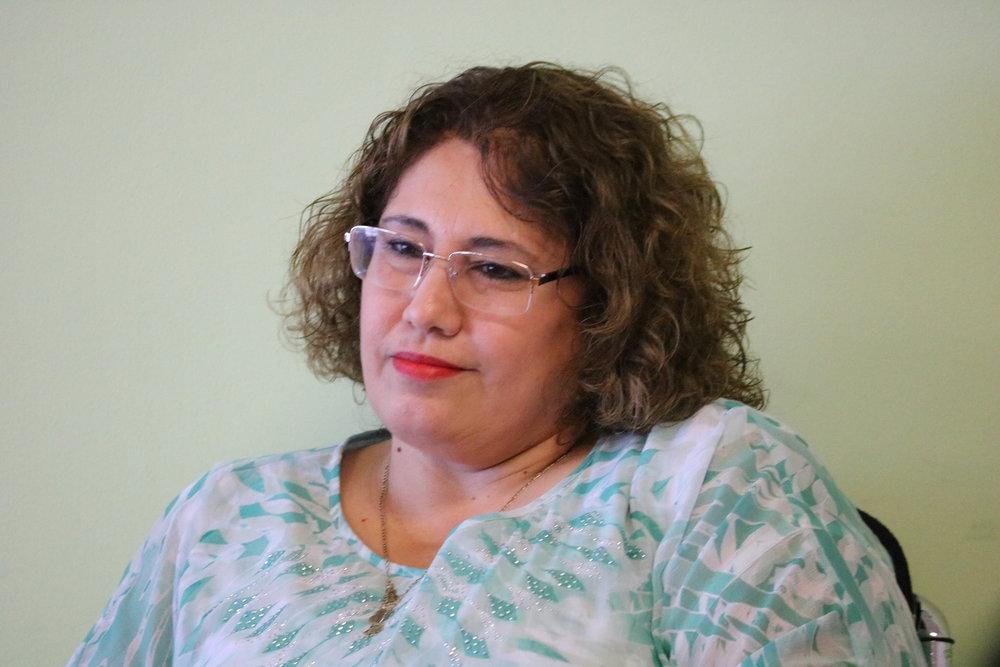 Blanca Holguín, UES