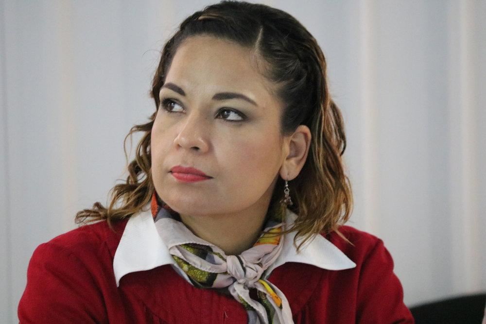 Érika Lugo, UniKino