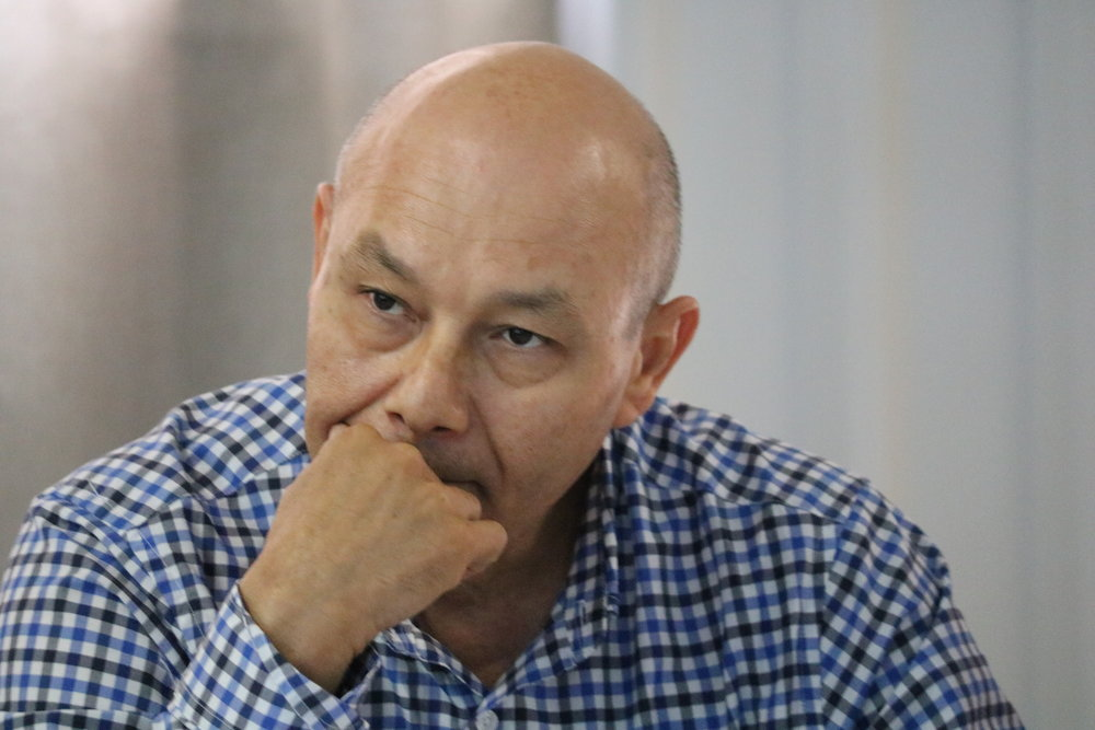 David García, UES