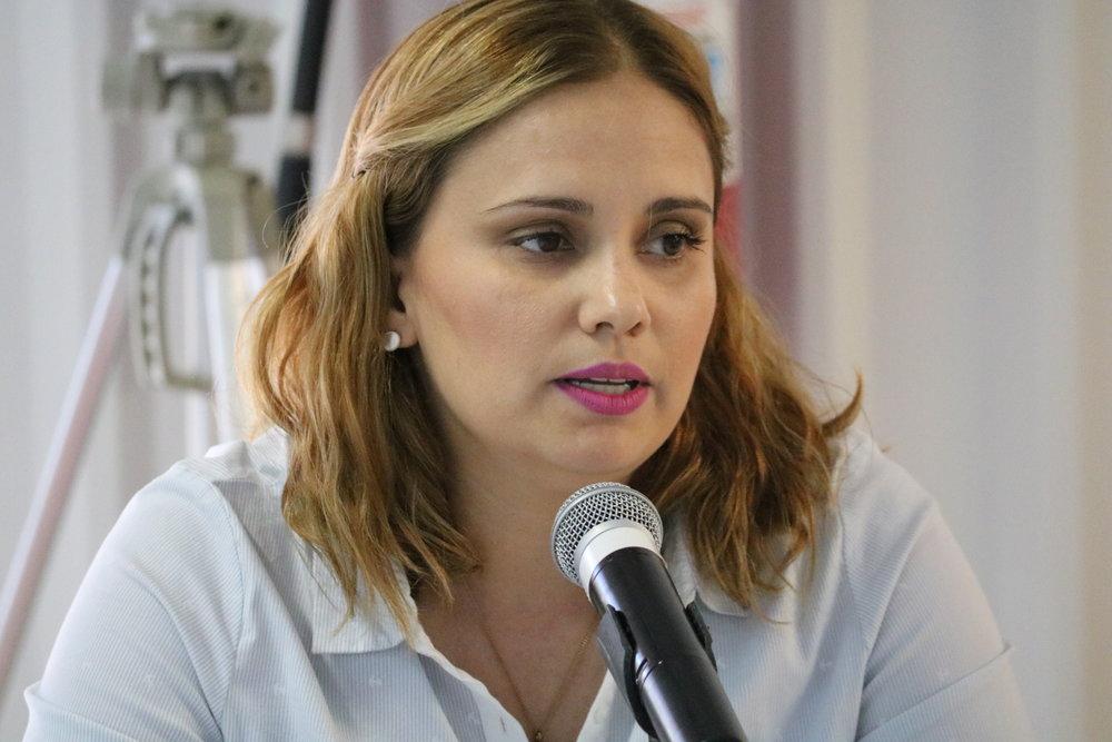 Sofía Flores, ASORM