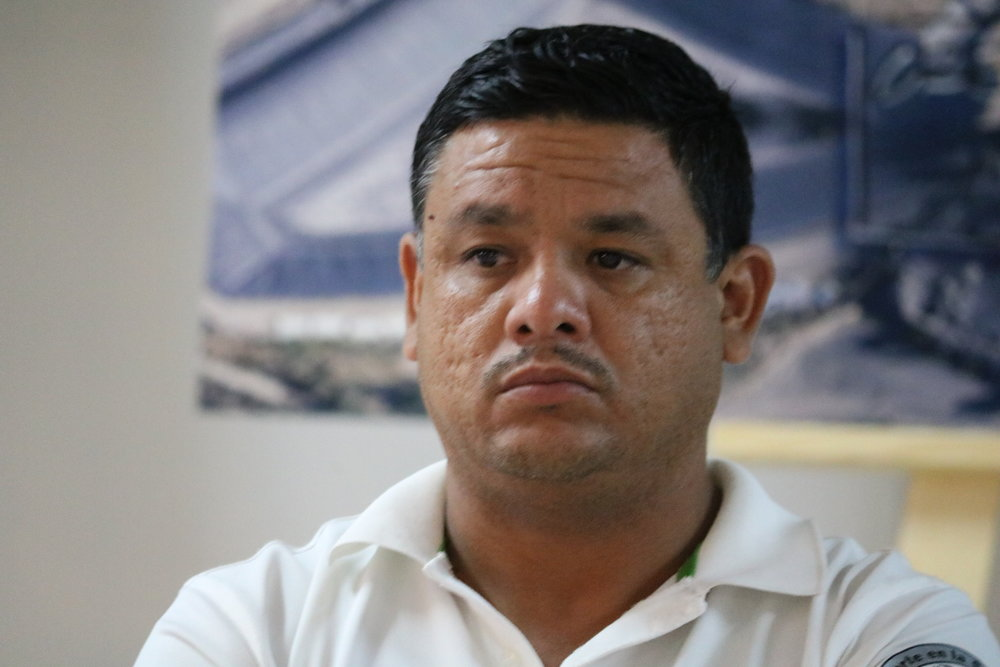 Érick Ibarra, Minas de Oro
