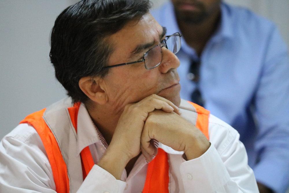 Fernando Huerta, UTH