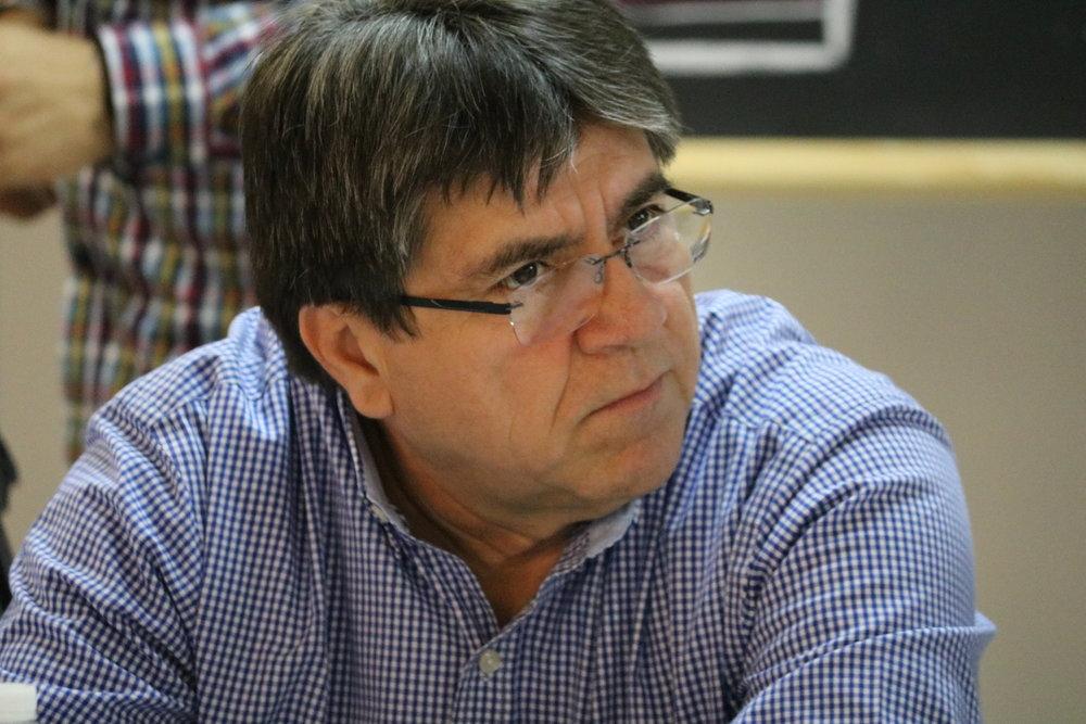 Ignacio Vega, Transportes Loustaunau