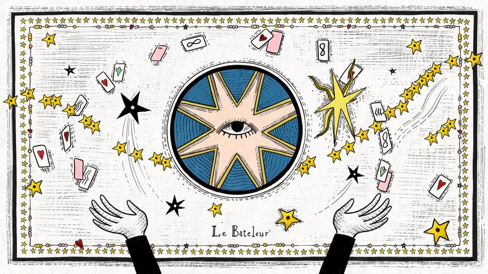 Tarot Card: Magician