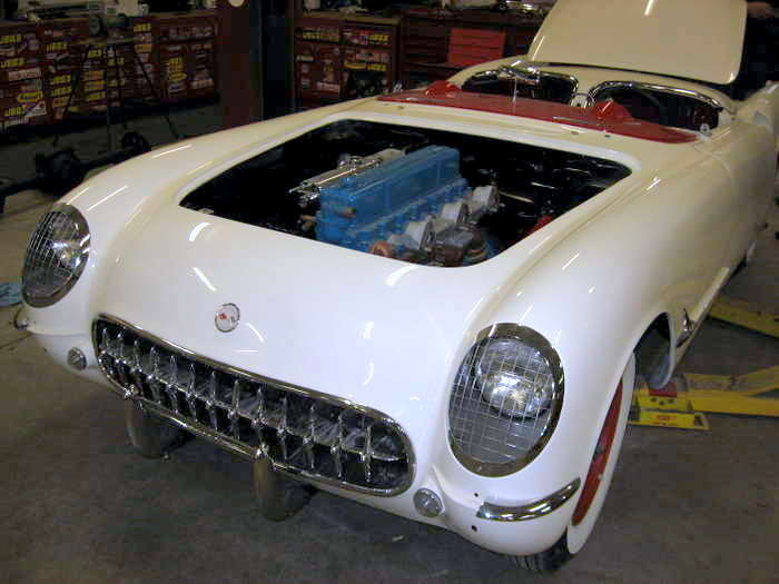 1954 Corvette