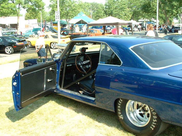'66 Chevrolet Nova SS Pro Street