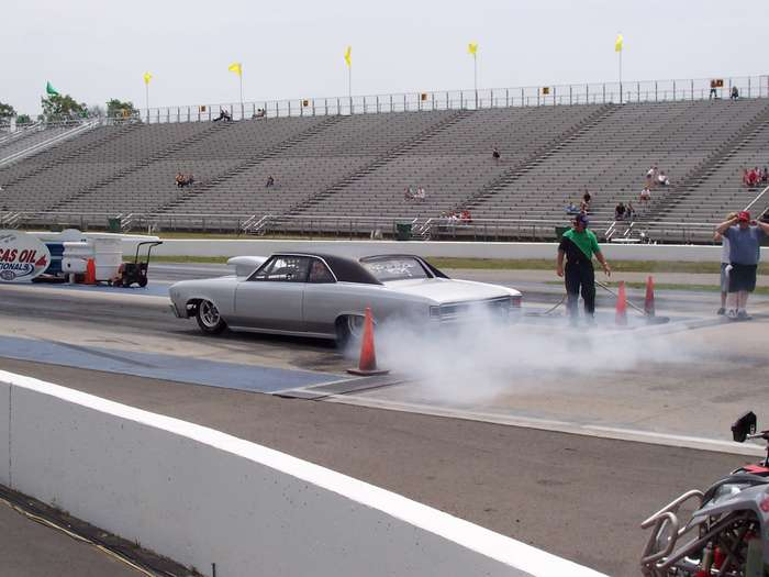 1967 Chevelle SS Drag Car