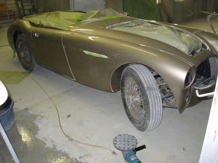 66' Austin Healey 3000