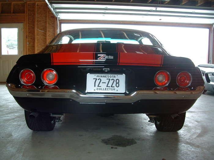 1972 Camaro Z28
