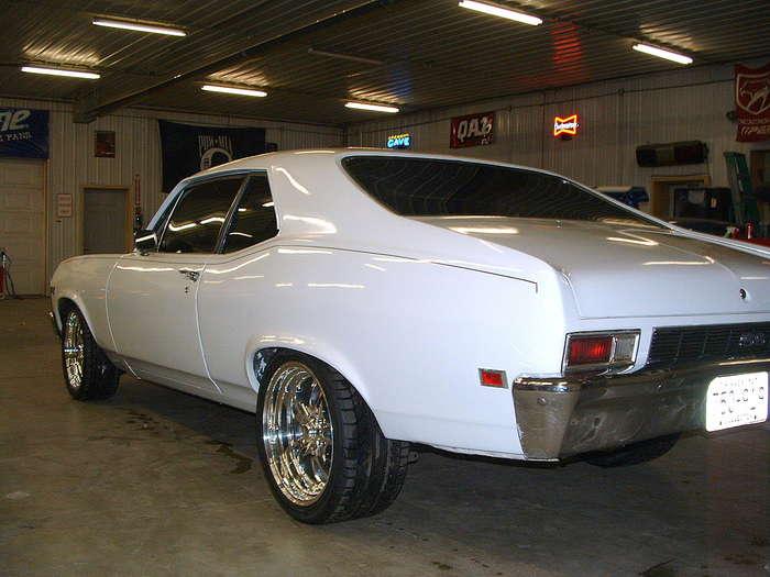 '69 Nova
