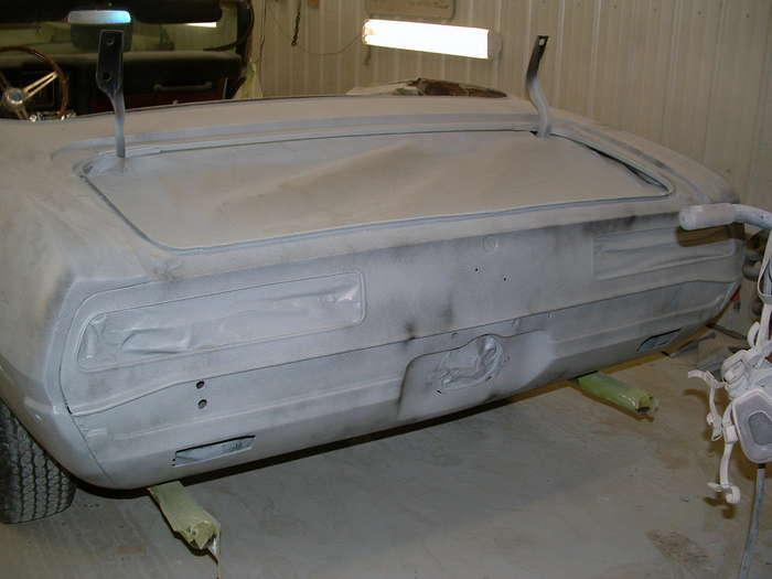 69' Camaro Indy