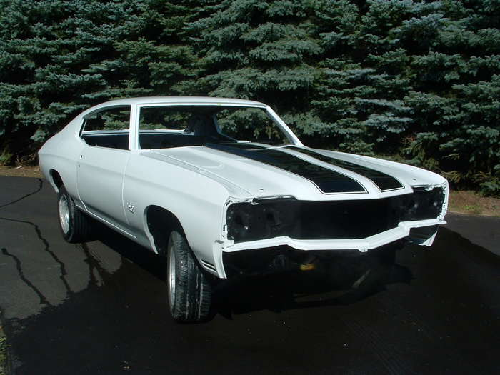 '70 Chevelle SS