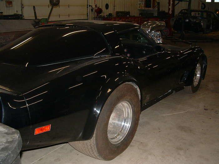 1981 Corvette Pro Street