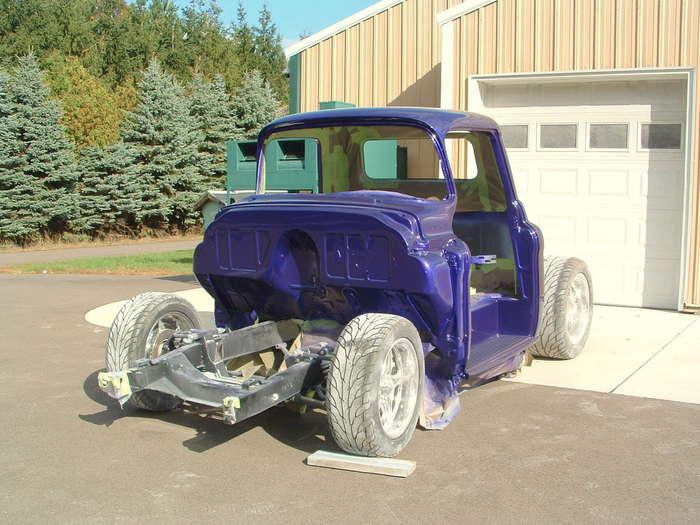 1959 Chevy Pickup