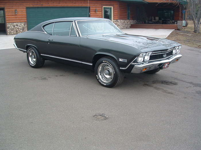 68 Chevelle SS