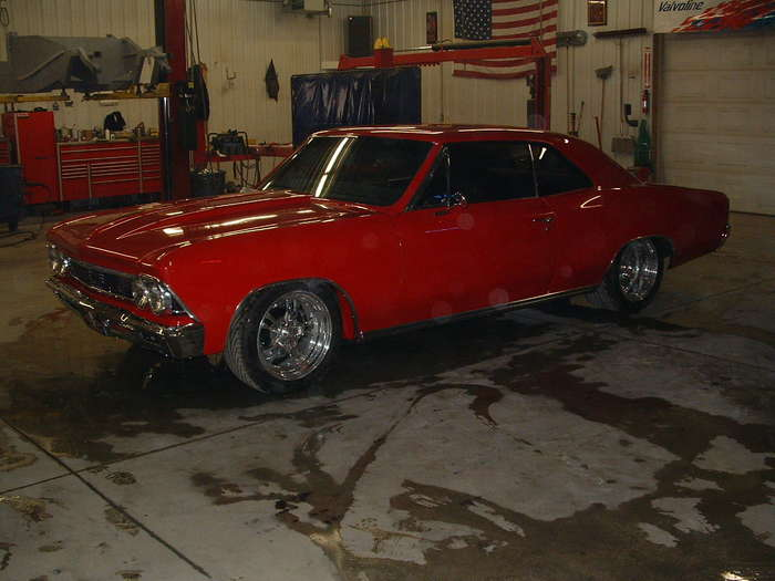 1966 Chevelle SS