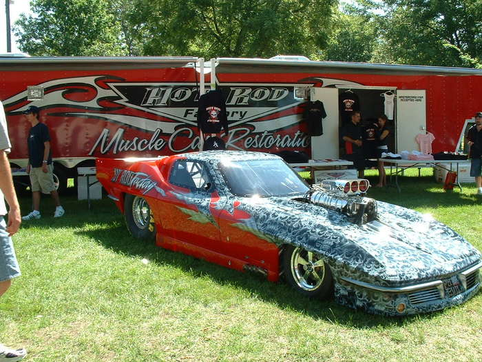 Hot Rod Factory Promod Dragster