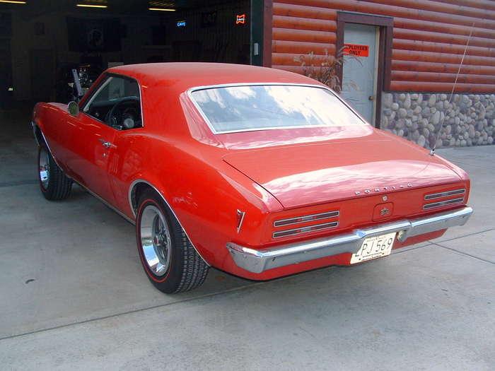 67 Firebird