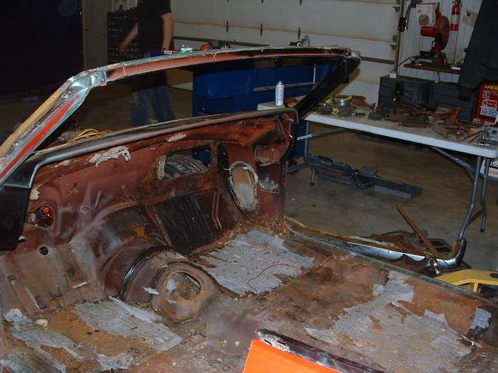 '66 Chevelle Convertible