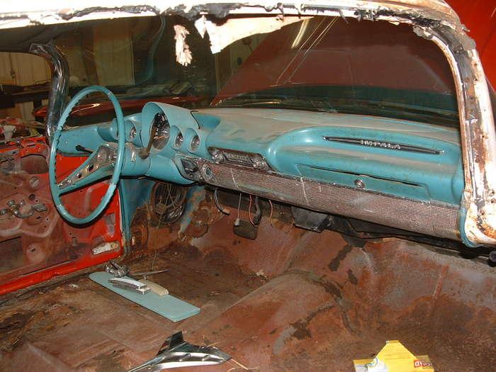 1960 chev Impala
