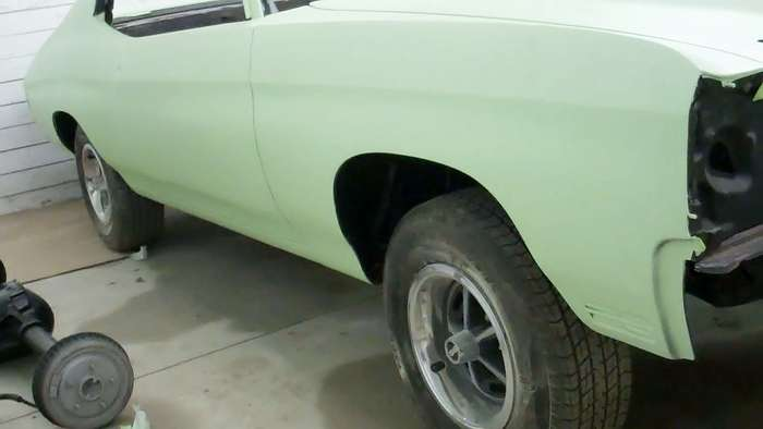 1970 Chevelle SS 4 Speed