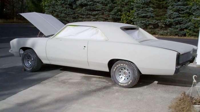 67 Chevelle