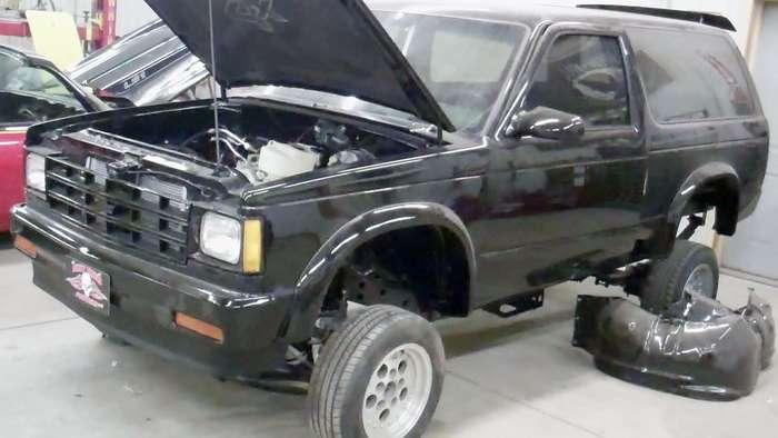 1984 Blazer