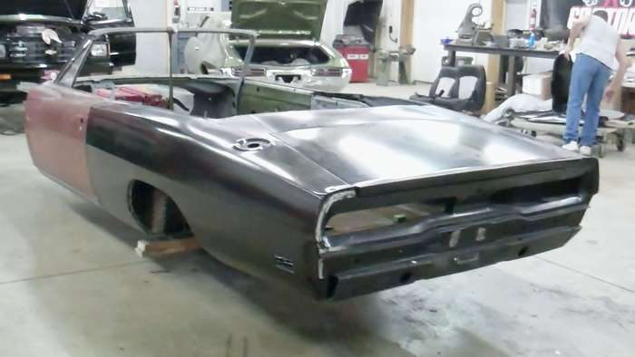1969 Charger Convertible