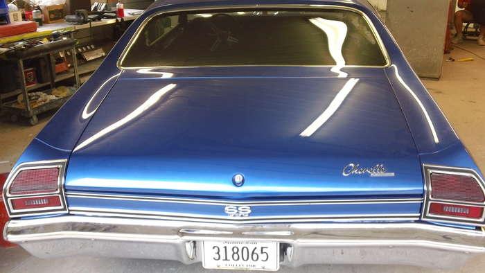 69 Chevelle