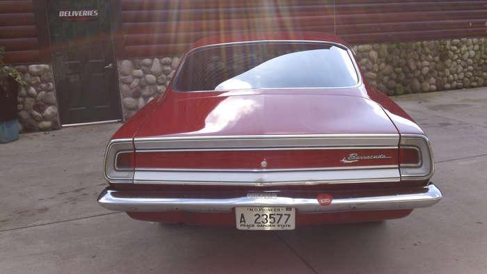 68 Barracuda