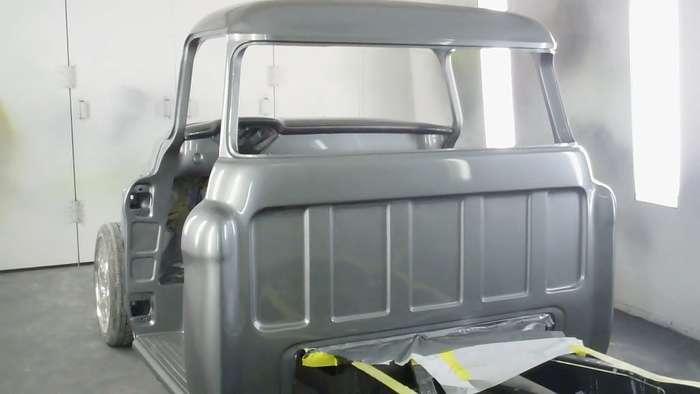 55 Chevy Truck
