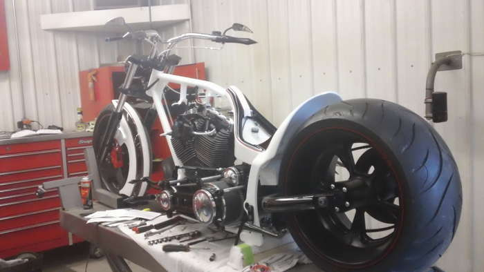 2015 Chopper-Project Mayhem