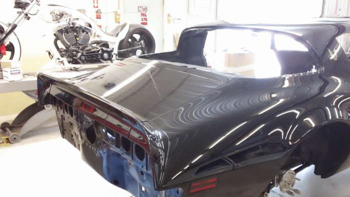 1978 Trans Am Minneapolis Hot Rod Custom Car Restoration