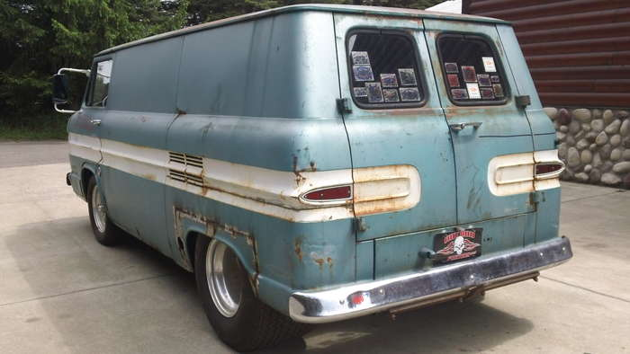Wheelie Van Minneapolis Hot Rod Custom Car Restoration