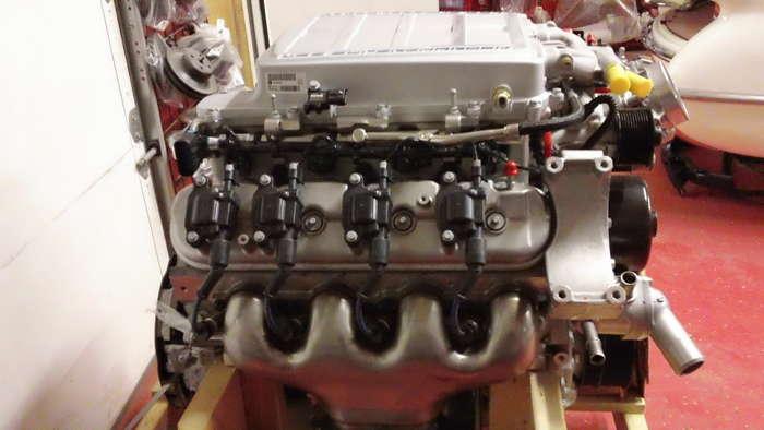 38 Chevy ZR1 Motor