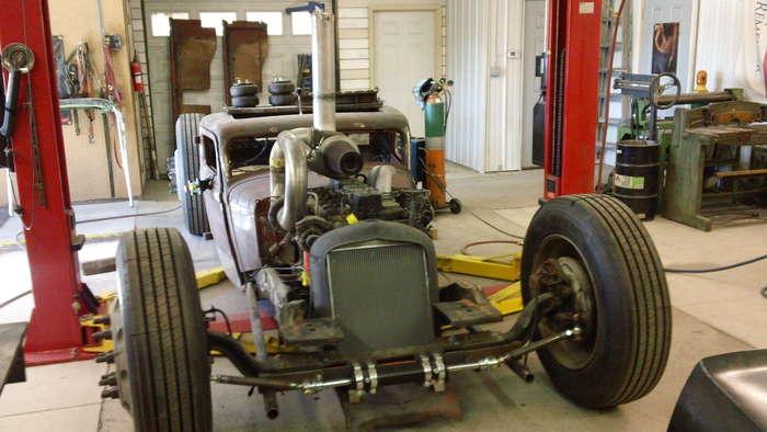 1934 Dodge Rat Rod